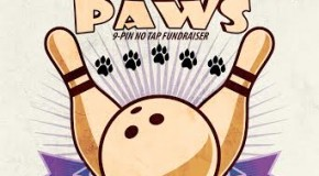Pins for Paws!! Saturday, May 16th