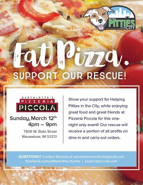 Pizzeria Piccola 2017 -2