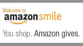 Amazon Smile! You Shop. Amazon Gives.