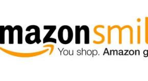 Amazon Smile! You Shop. Amazon Gives.